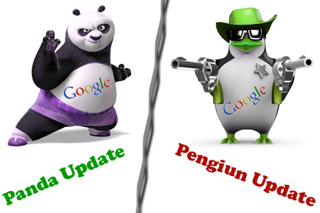 Google Post-Panda and Penguin World